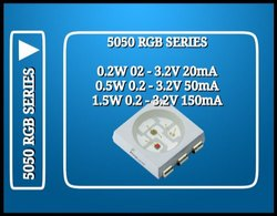 5050 RGB 1.5 Watt LED
