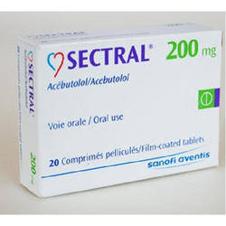200 mg Sectral Tablet