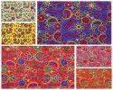 Handicraft-palace Embroidered Silk Dupioni Fabric