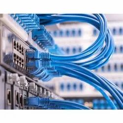 Offline Network Wiring Services, For Industrial, in Pan India