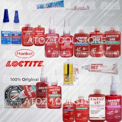 Bharat Tools Henkel Loctite Threadlocker Adhesive Distributor