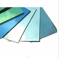 Plain Reflective Glass, Size: 6x4 Feet
