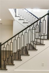 GI Staircase Handrail
