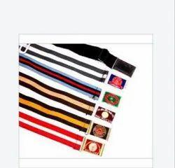 Multi Color School Belt