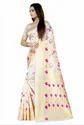 Jacquard Silk Saree with Rich Pallu