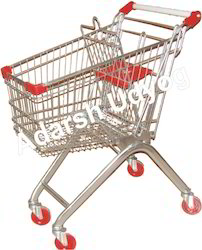 Shopping Trolley with Baby Seater