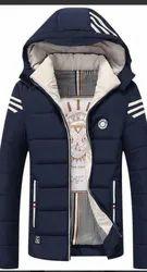 4-5 Designer Winter Jacket, Size: M L Xl Xxl