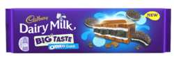 Cadbury Dairy Milk Big Taste Oreo Crunch