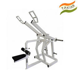 Hi Lat Pull Down Exercise Machine