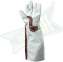 Chrome Leather IOL Type Welding Hand Gloves