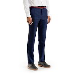 Cotton/linen Mens Trouser
