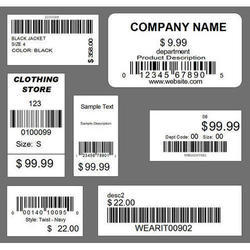 Product Description Labels
