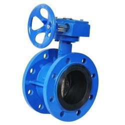 Lever Operated CI Butterfly Valve