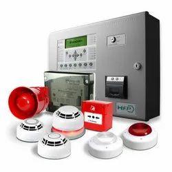 Smoke Detectors Fire Alarm System