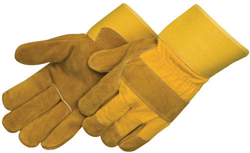 Small Leather Safety Gloves