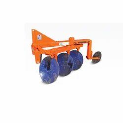 3 Bottom Hydraulic Reversible Disc Plough