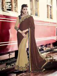 Cultural Design Saree