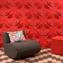 3D TEXTURED WALL PANEL