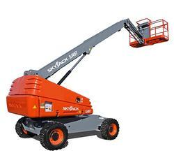 SJ 61T Telescopic Booms Lift