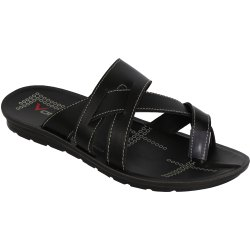 Vonzo Men Formal PU Chappal Slipper 1406