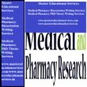 Pharmacy Medical Dissertation Writing Service