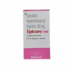 100 mg Epirubicin Hydrochloride For Injection