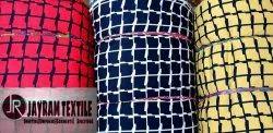Karara Check Print Fabric