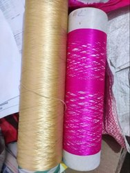 300 Bright Lichi Polyester Dyed Yarn