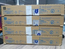 Genuine Konica Minolta TN-324 CYMK Toner Cartridge Set