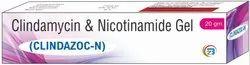 Clindamycin, Nicotinamide Cream