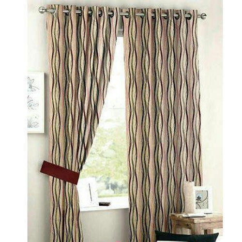 Leopard Patterned Curtains Scarf For Living Room