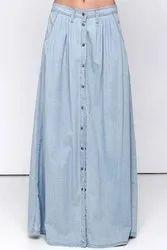 GOTS Organic Cotton Ladies Skirts