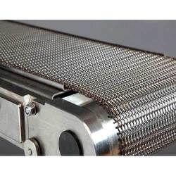 Wire Woven Belt Conveyor
