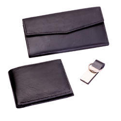 Leather 3 in 1 Set