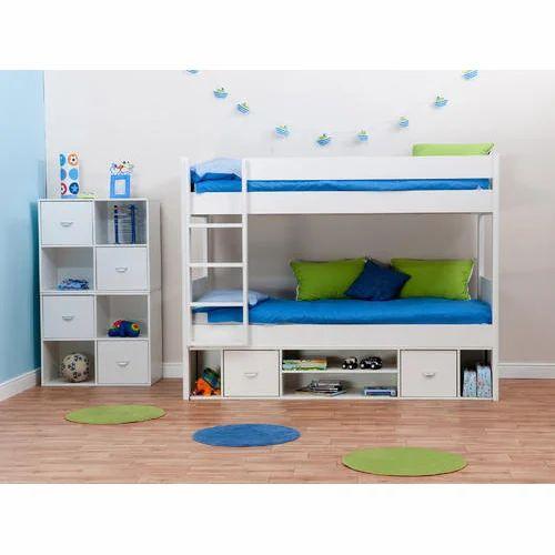 Wood Street Multi Kids Bunk Bed Set Rs 30000 Unit Ard2 India Id