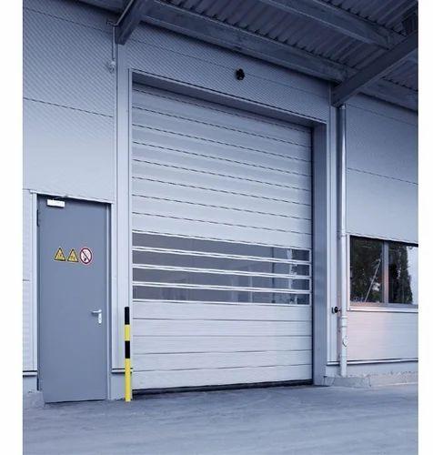 High Speed Doors High Speed Pvc Rolling Shutter Exporter