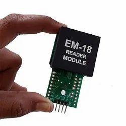 Black RFID Reader EM-18