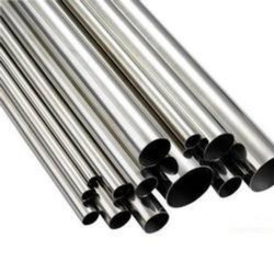 Round Jindal Stainless Steel Pipes, 6 meter