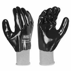 Black & Decker Gloves Against Mechanical Risk