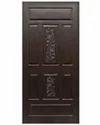 Chocolate Teak Wood Door