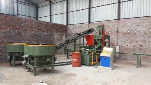Flyash Bricks Machine Automatic Fly Ash Bricks Plant