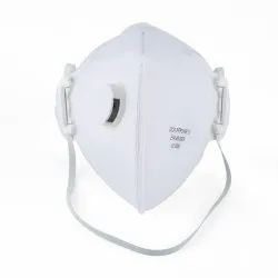 Wrapper India Reusable N95 Face Mask With Exhalation Valve, Number of Layers: 5 Layers