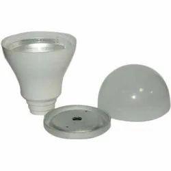 LED Bulb Housing, LED Bulb Quality: Alu Insert Pbt, LED Bulb Power: 3 Watt To 9 Watt