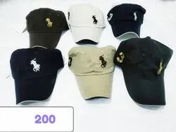 Stylish Caps Sports Embroidery Caps And Hats, Code 200