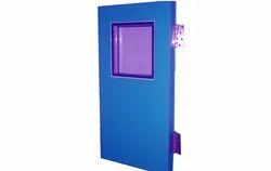 Mild Steel Clean Room Doors, For Hospital