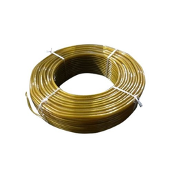 Aluminium Single Core Transparent PVC Wire / killo wala taar