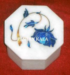 Stone Inlay Decorative Box