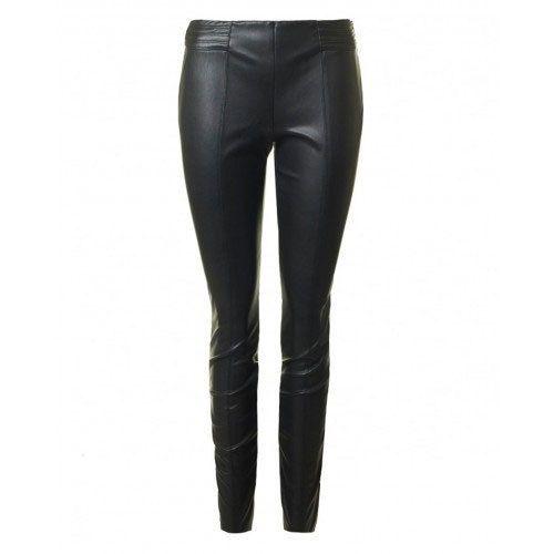0d184039152 Black Ladies Leather Pants