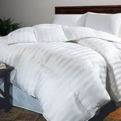White Bed Comforter