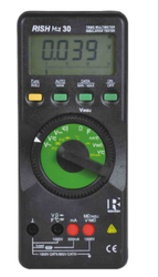 RISH MIT 30 Analog Digital Multimeter with Insulation Resistance Measurement